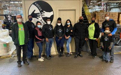 Ford Focus Hope Mask Donation 400x250 - Blog & Case Studies