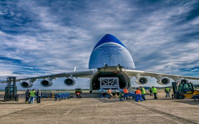 AS AIR CARGO TAKES FLIGHT, HAPPY LANDINGS ARE CHALLENGING