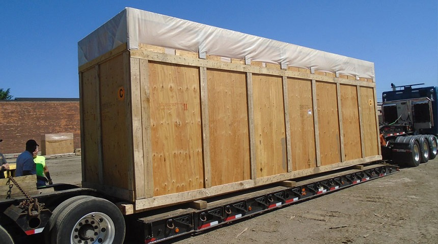 crating service - Packaging & Crating