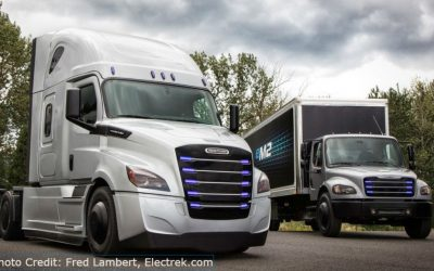 ELECTRIC TRUCKS ARE CHARGING AHEAD IN 2019