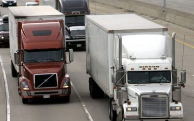 FREIGHT SHIPPERS GEAR UP FOR BIG CHANGES IN THE TRUCKING INDUSTRY