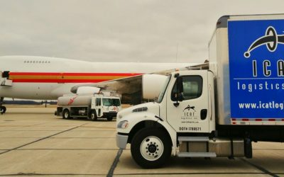 ICAT Charters 747 to Deliver the Goods