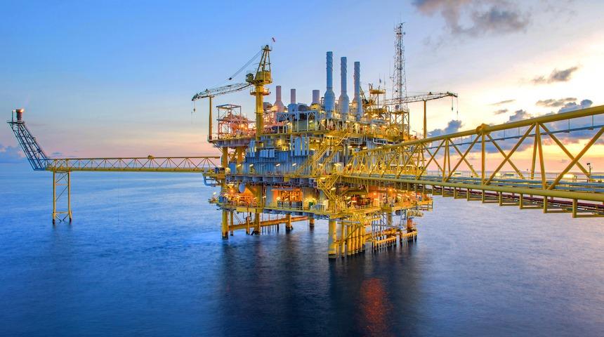icat logistics oil rig - Power & Energy