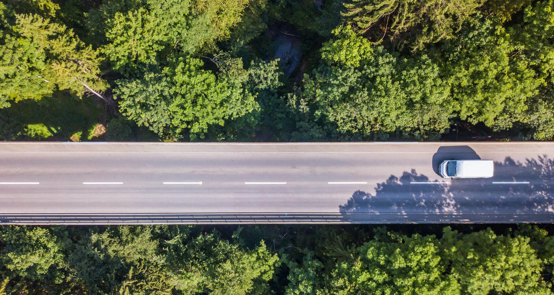icat logistics truck driving - Home Alt