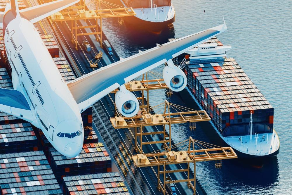 international freight 3 - International Air & Ocean