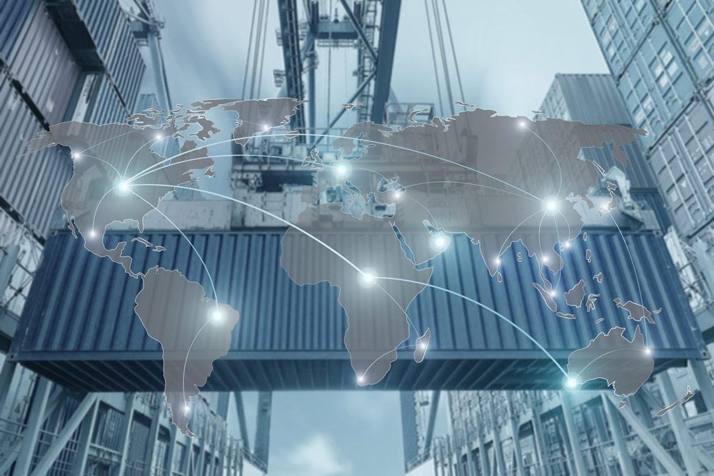 international freight - International Air & Ocean